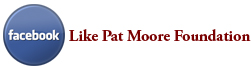 Like Pat Moore Foundation on Facebook